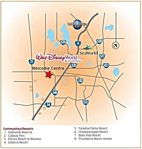 Orlando Area Villas