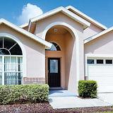Exterior of Executive Villa in Orlando