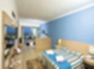 Bedroom at Kresten Villas in Rhodes