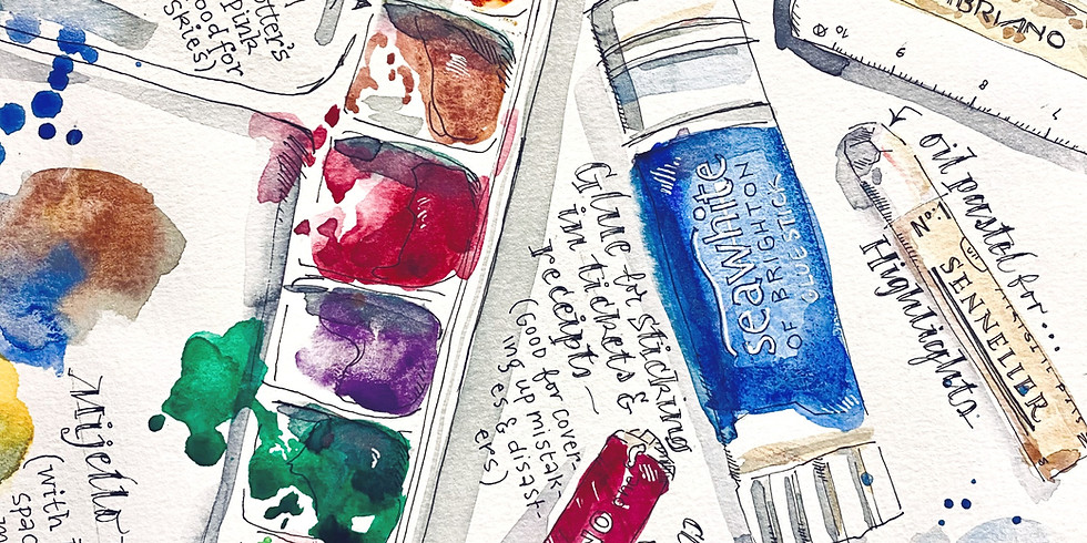 Sketchbook Club 6: Collections