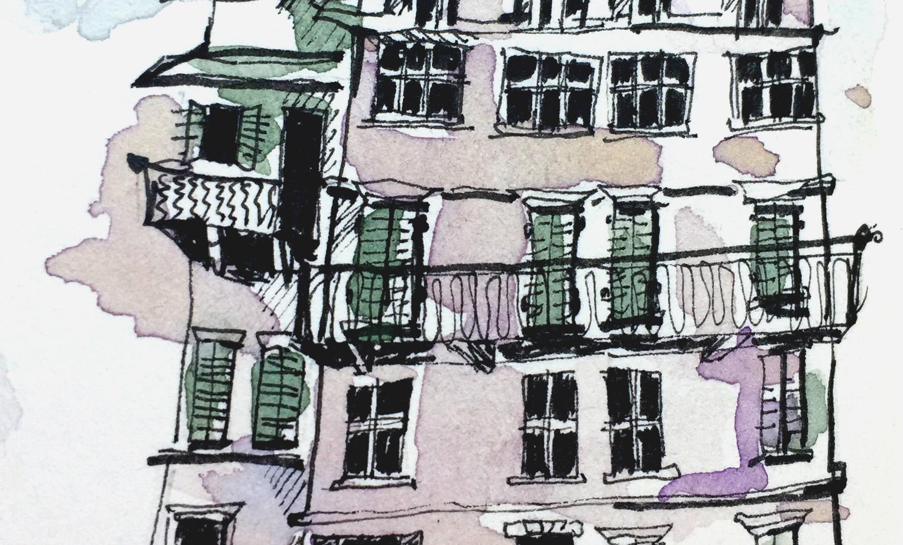 Verona Building Study