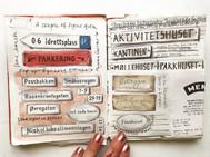 Signage: Norway Travel Journal