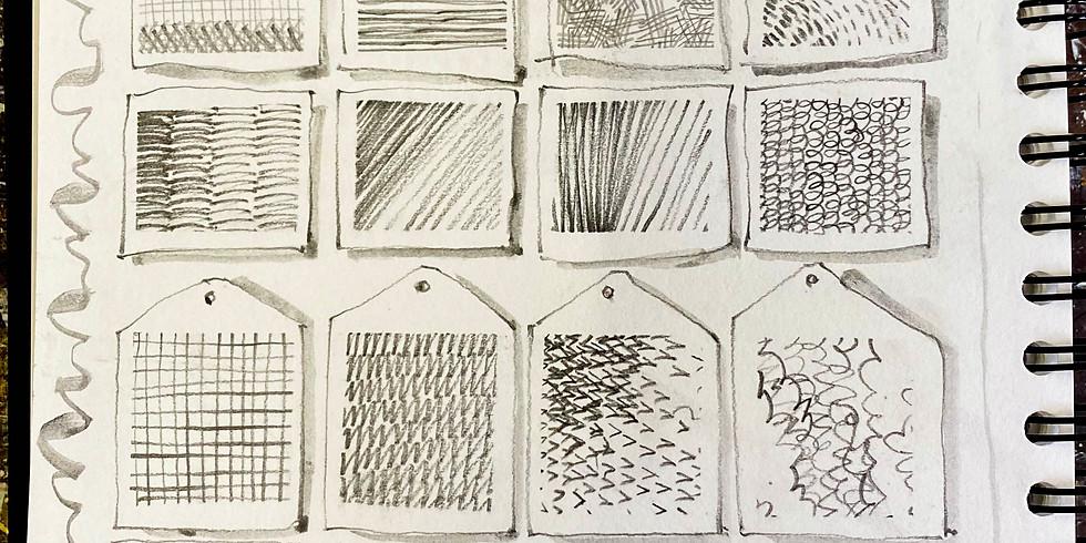 Sketchbook Club: Autumn Week 3