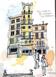 Verona Sketches