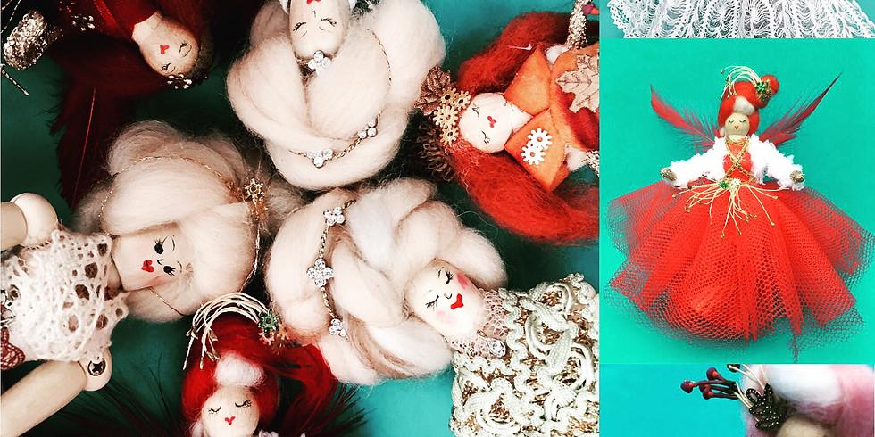 Christmas Fairy Making Workshop