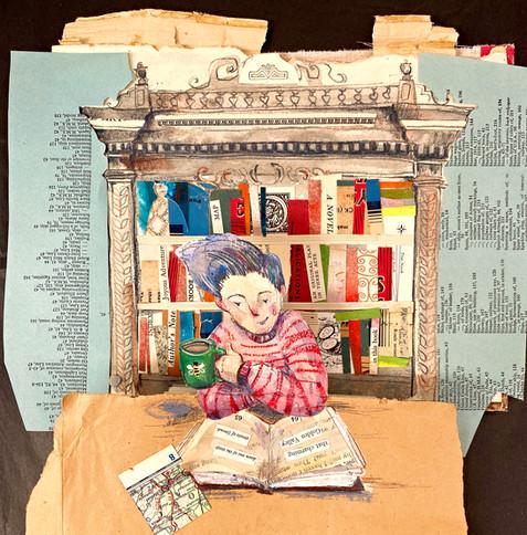 Stroud Book Festival 2021 Artwork