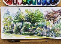 Garden Journal: the Courts Garden in Holt, Somerset