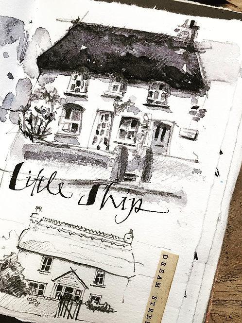 Sketchbook Workshop: Drawing Houses