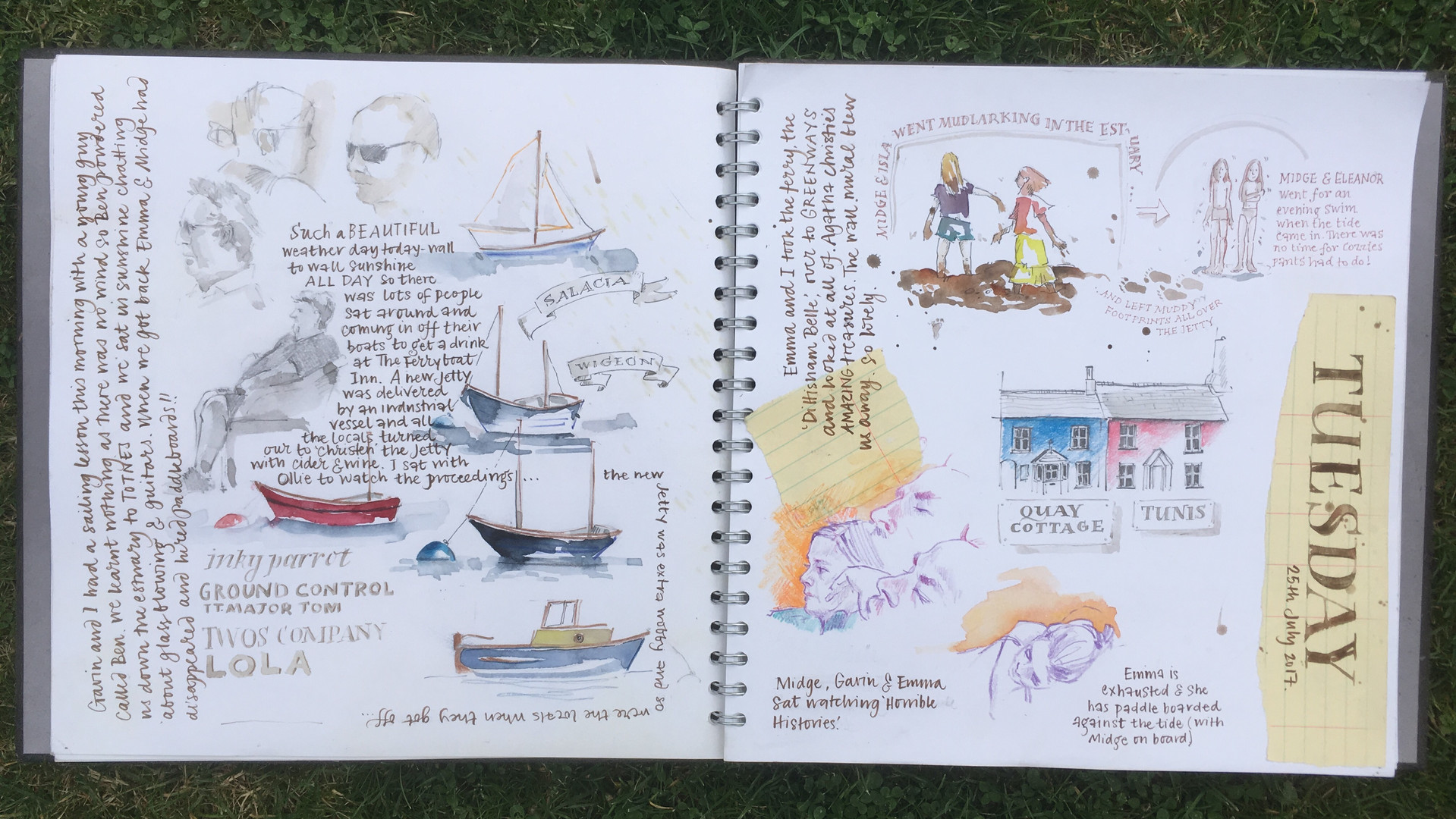 Devon Travel Journal