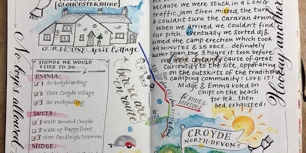 Travel Journalling for Beginners