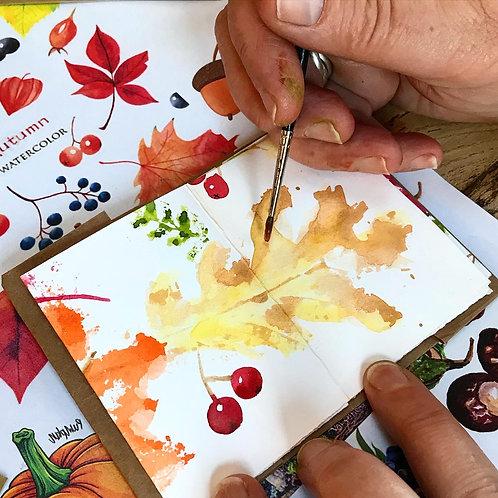 Autumn Mini Books