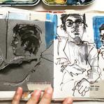 Train Sketches