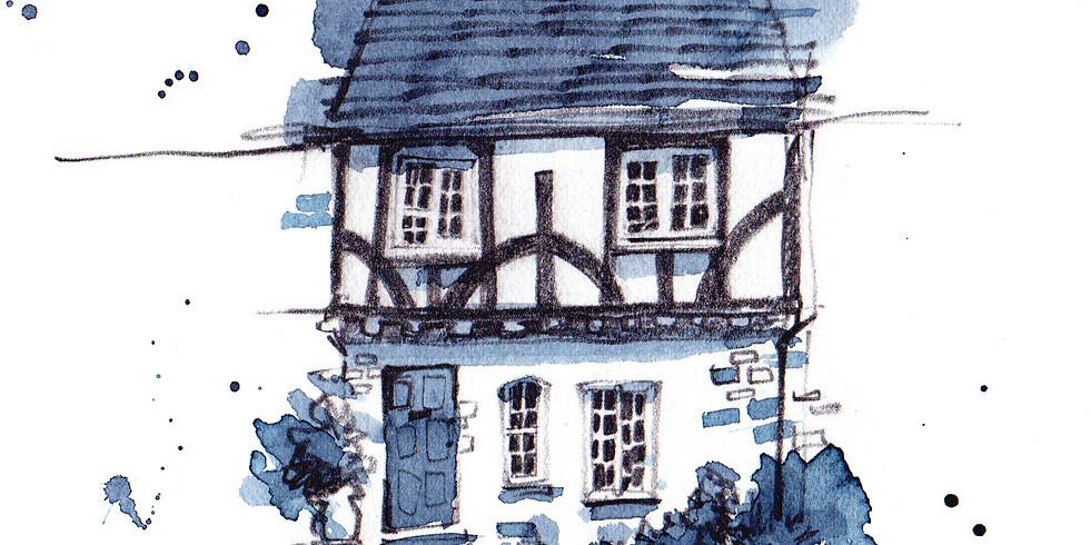 Sketchbook Club 7: Drawing Houses