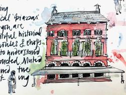Verona Travel Sketchbook