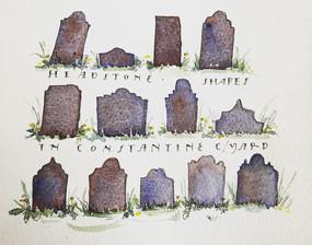 Cornish Graveyard