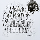 A Promo for Lettering Classes