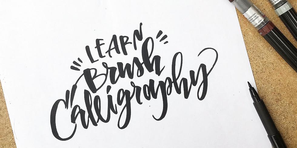 Brush Calligraphy for Beginners (1)