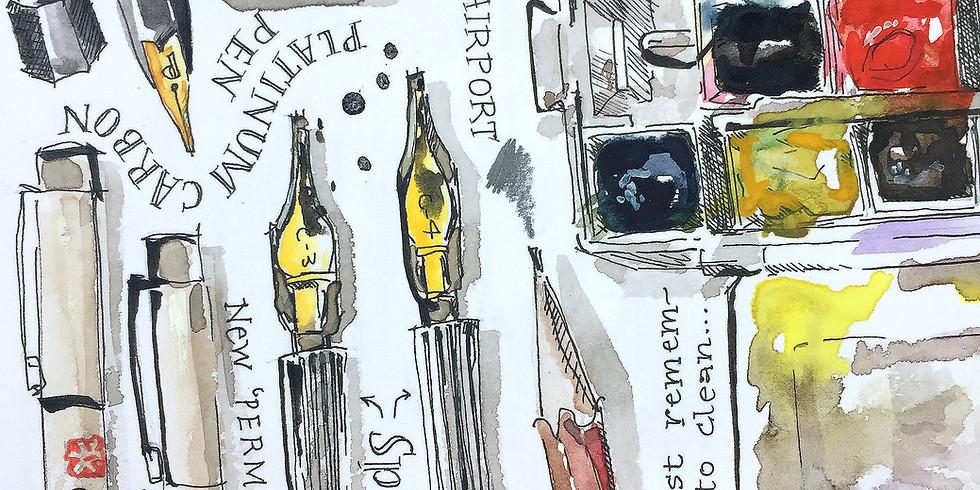 Week 4 Sketchbook Thursday