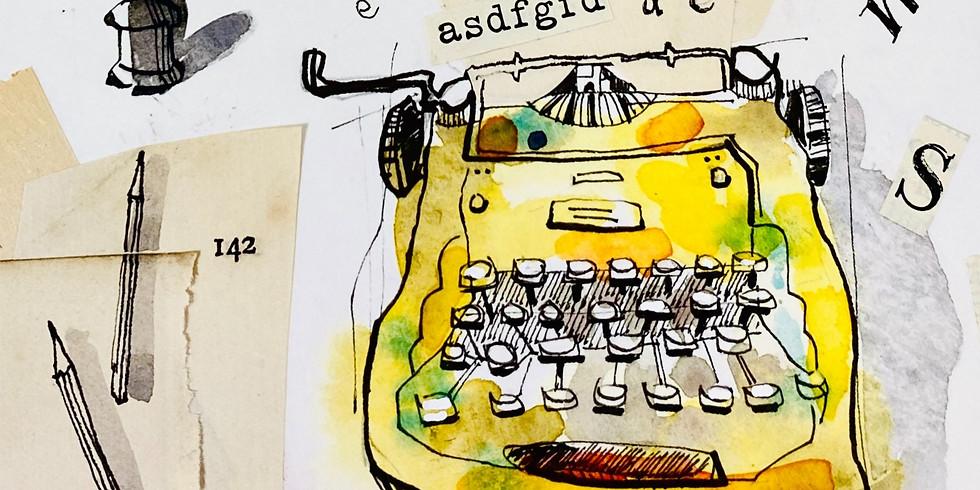 Teeny Tiny Typewriters!
