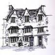 House in Marshfield, Wiltshire