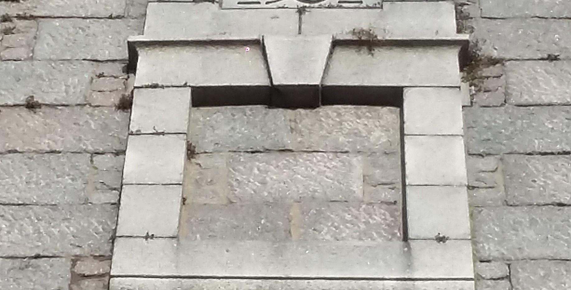 School building close up, Torry