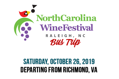 North Hills (Raleigh NC) Wine Festival Bus Trip