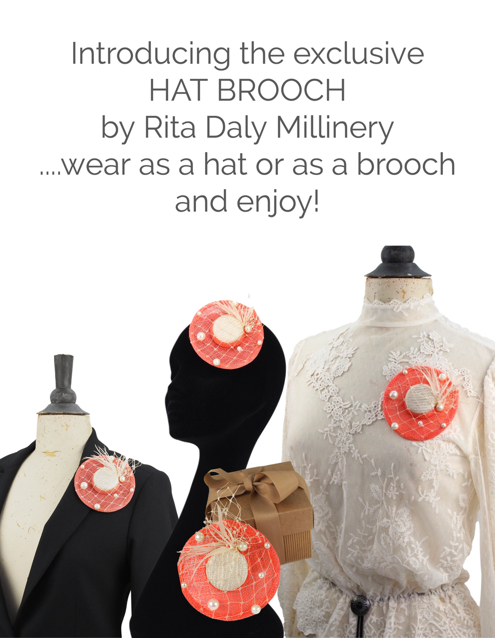 The Hat Brooch