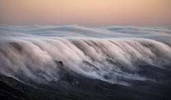 Clouds Gliding