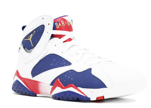 e22eeb6c948e59 Nike air jordan retro 7 Alternate Olympic Men 100% Authentic and Brand new  in hand and ready to ship out within 24hours. We ship usps priority mail  1-3 day ...