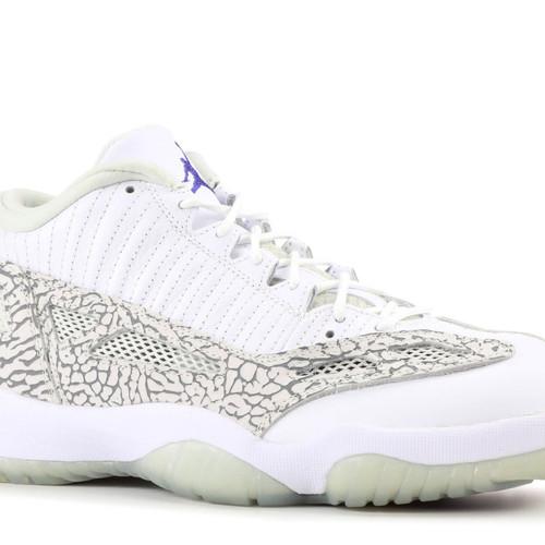buy online c3be4 ba4ff Nike Air Jordan Retro 11 Low I.E Cobalt Gs