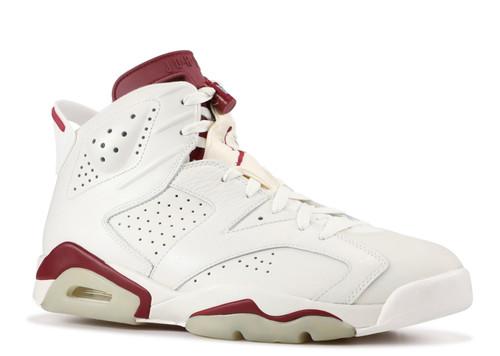 9fb89d520a684f Nike Air Jordan Retro 6 Maroon Men