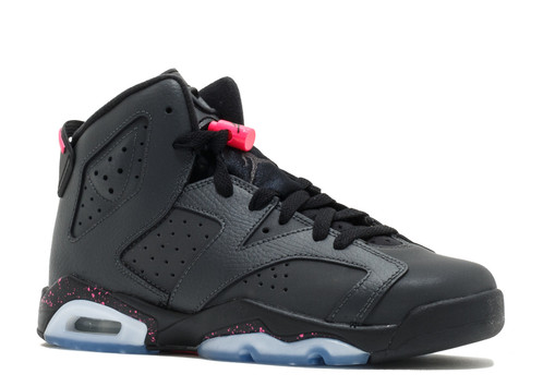 eb346bcb881a42 ... where can i buy nike air jordan retro 6 black pink 3m gs 8548c 99586