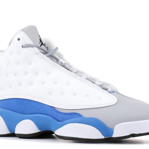 4969ac35988 Nike Air Jordan Retro 13 Italy Blue Gs