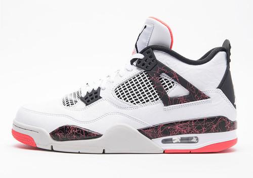 74cfdfd9713e Nike Air Jordan Retro 4 Crimson