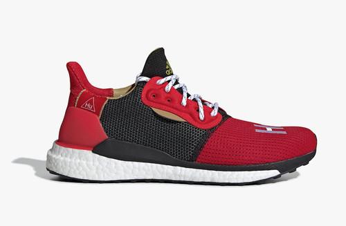 e004691c8d0598 Adidas Pharrell Solar Hu ST Chinese New Year