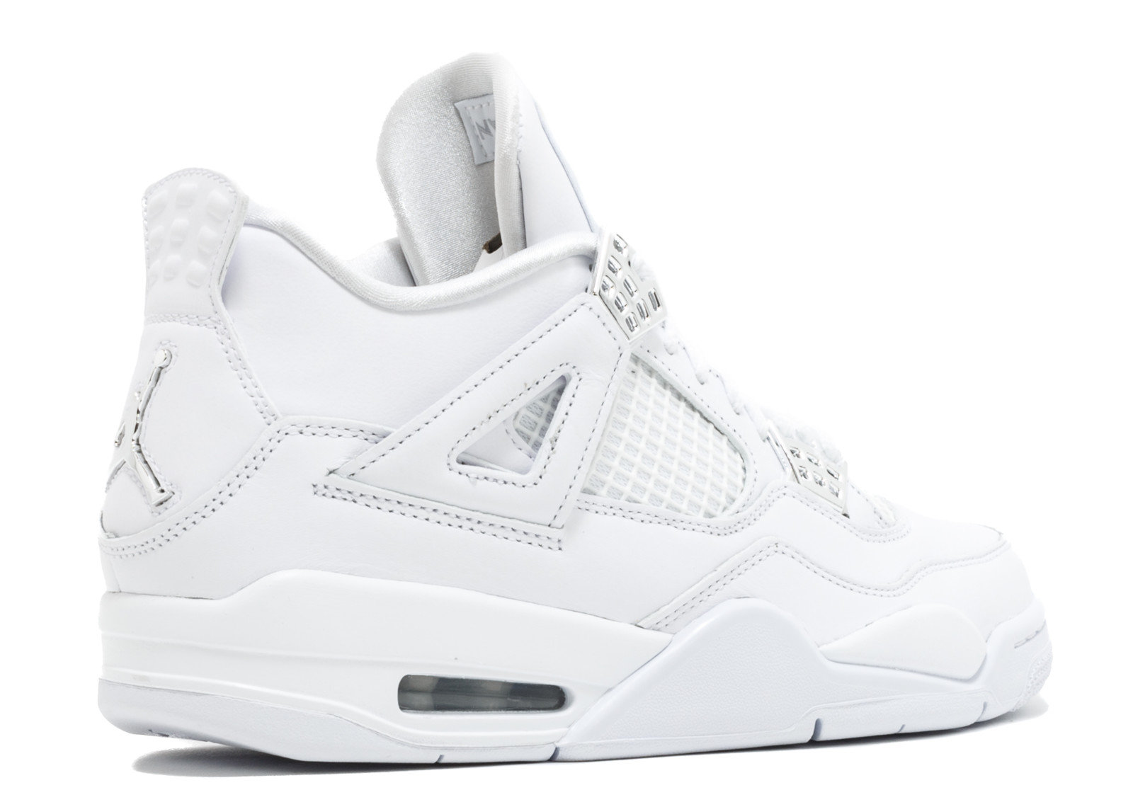 low priced 64907 7583f Nike Air Jordan Retro 4 Pure Money GS