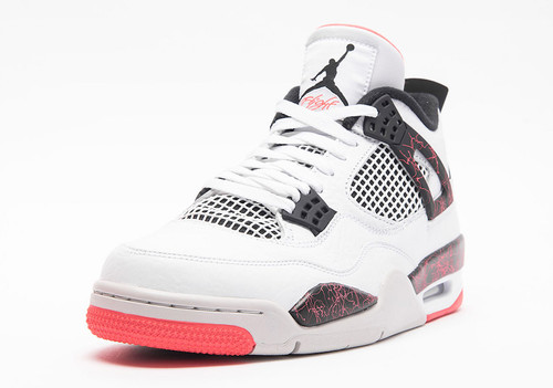 f0fcee1ca290 Nike Air Jordan Retro 4 Crimson
