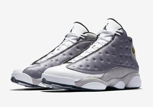 b9b69013d40e Nike Air Jordan Retro 13 Atmosphere Grey