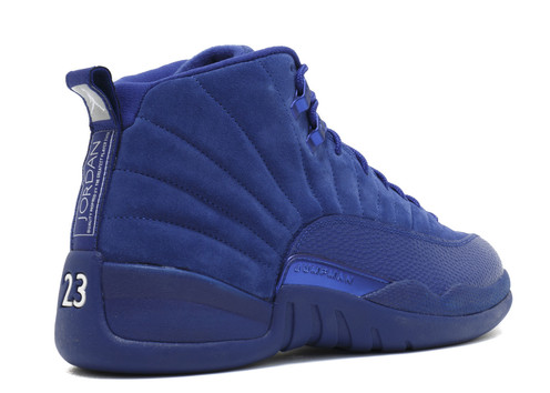 3217c0019b6d Nike air jordan retro 12 Blue Suede Qs Men In hand 100% Authentic and Brand  new. In hand and ready to ship out within 24hours