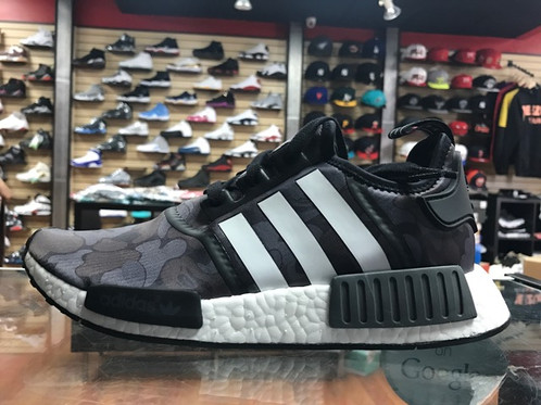 Cheap Adidas NMD R1 Navy JD Exclusive Visual Overview First Look