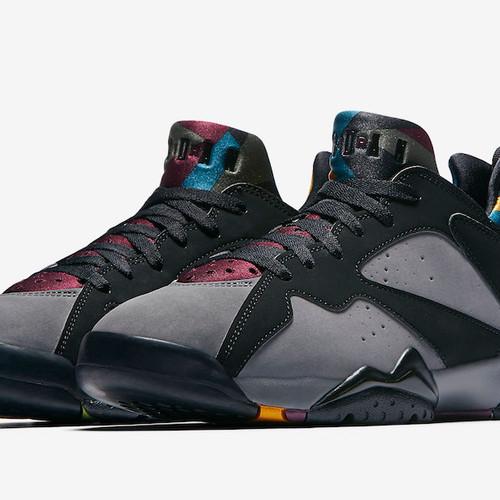 promo code 9600b 222f8 Nike Air Jordan Retro 7 Low Bordeaux Men