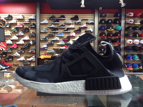 Hot UA NMD XR 1 Duck Camo Black Cheap Sale Online Kyle 's