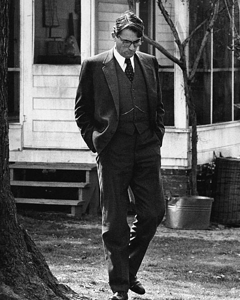 Atticus Finch, I am not. (By Universal Pictures (eBay) [Public domain], via Wikimedia Commons)