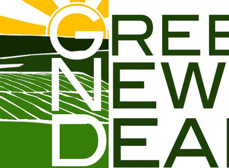 The Green New Deal, Part I: The Signal