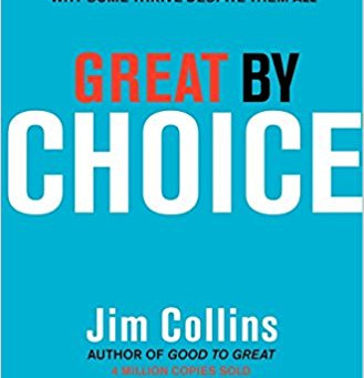 Bookmark: Great By Choice