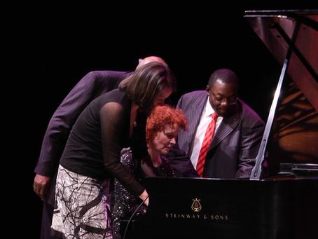 Date Night: NPR's Annual Jazz Piano Christmas