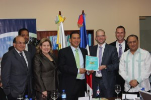 Worldwatch presents its initial Sustainable Energy Roadmap to the Government of the Dominican Republic