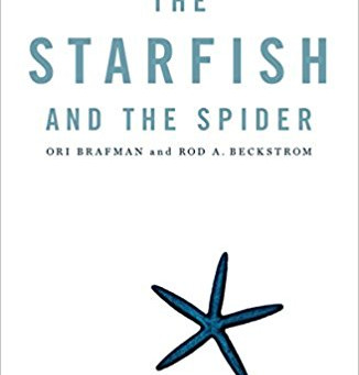 Bookmark: The Starfish and the Spider