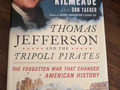 Bookmark: Thomas Jefferson and the Tripoli Pirates