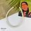 Thumbnail: Luxury White Pearl Neckpiece